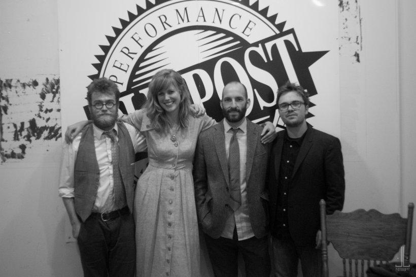 Brenden, Meredith, Greg, and Alex