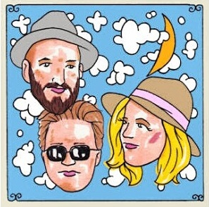 Daytrotter Session from August 2015